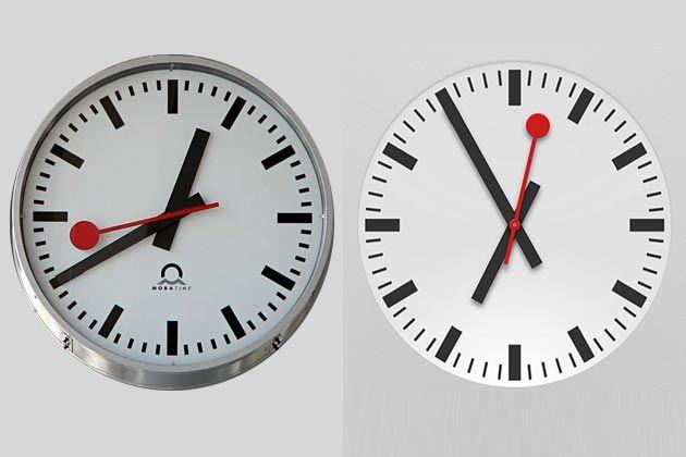 Apple w końcu dogadało się ze szwajcarskimi kolejami ? czy znacie już cenę licencji zegara SBB?