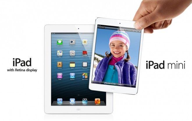 Apple dalej posiada problemy z dostawami iPada Mini. Efekt braku porozumienia z Samsungiem?