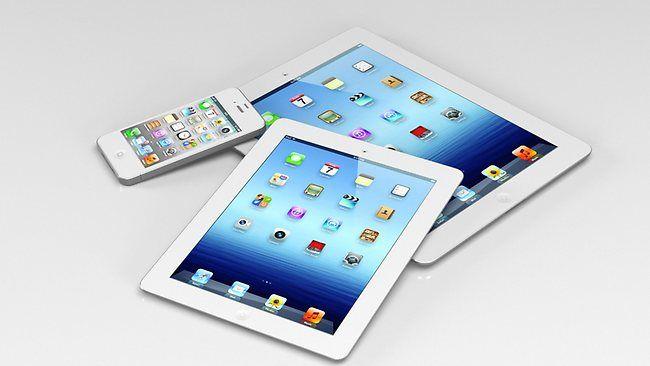 Apple sprzedał ponad trzy miliony iPadów w zaledwie kilka dni!