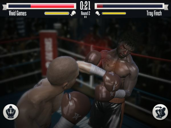 Real Boxing dla iOS