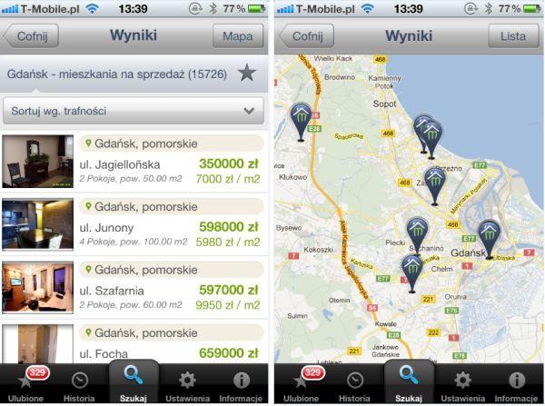 Nowa wersja aplikacji morizon.pl na system iOS