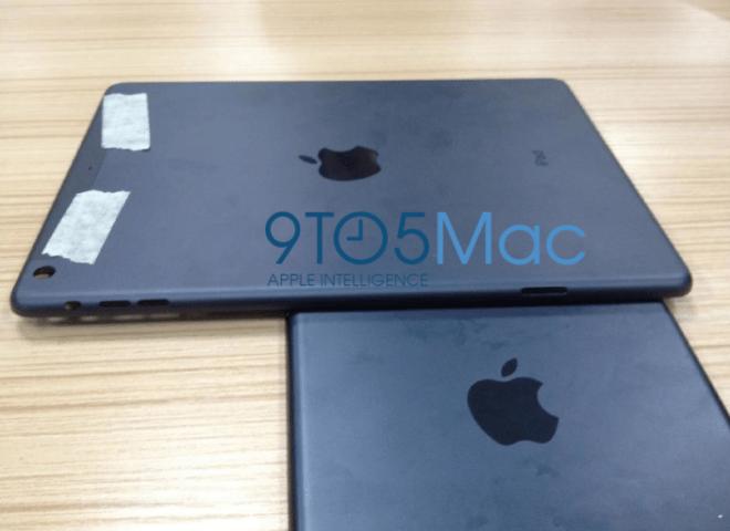 Wyciekły zdjęcia tylnej obudowy iPada 5? Wygląda na cieńszą