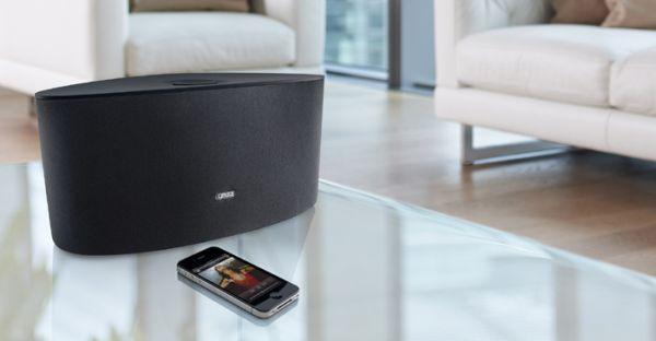 Głośnik AirZone Series 3 od Gear4 z technologią AirPlay