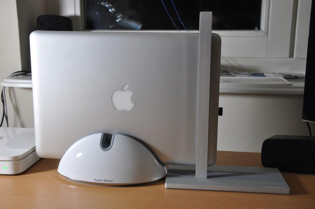 Recenzja: Cooler Master L-STAND i Cooler Master ROC – świetnie wyglądające uchwyty dla komputerów MacBook Pro i iPada