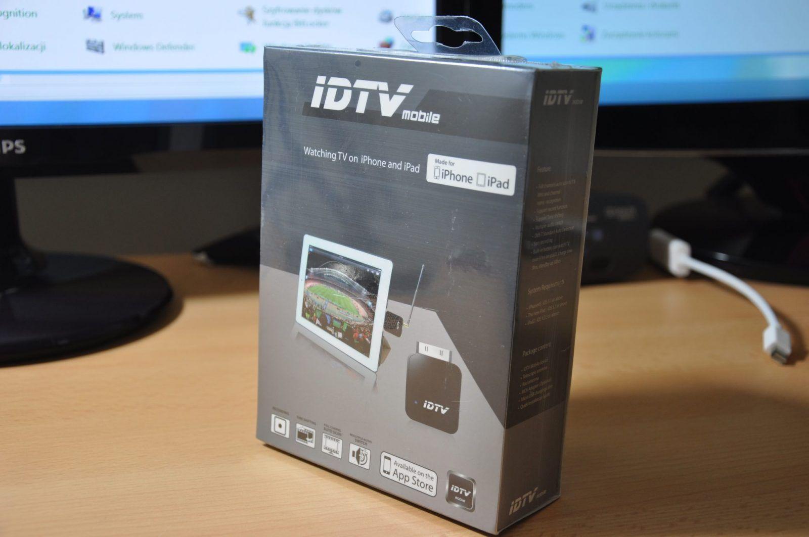 Recenzja: iDTV mobile ? Cyfrowa telewizja na iPadzie i iPhonie