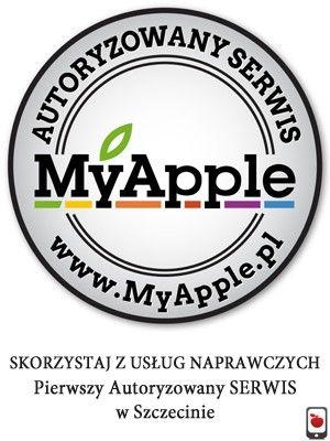 Pierwszy Autoryzowany Serwis MyApple.pl w Szczecinie