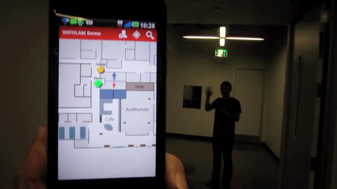 Apple przejmuje WiFiSLAM ? doczekamy się mapowania GPS wewnątrz budynków?
