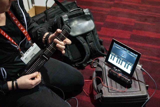 Kontroler gitarowy dla iPada ? kampania rozpoczęta w IndieGoGo [wideo]