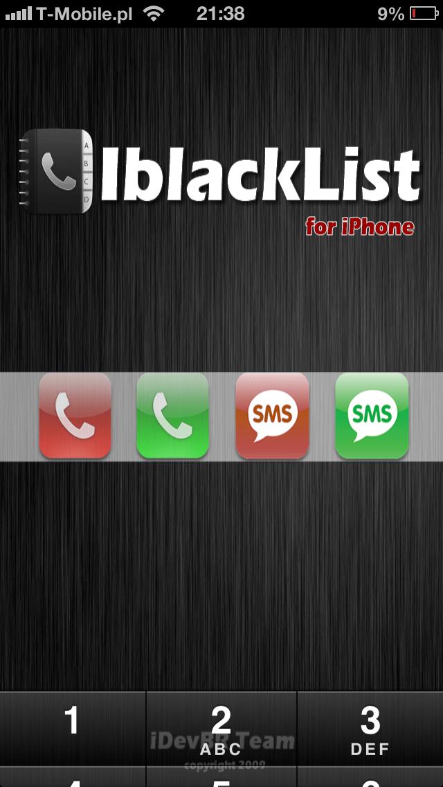 iBlackList – czarna i biała lista w iPhone – filtrowanie połączeń – jak to zrobić?