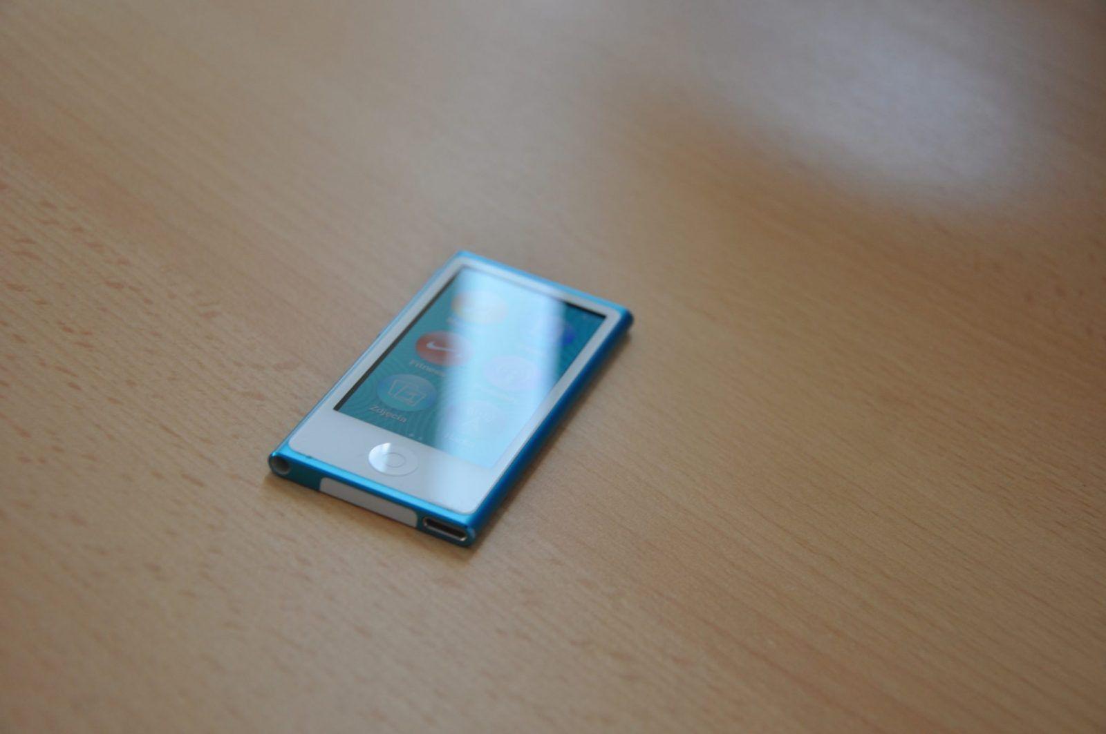 Recenzja Apple iPod Nano 7G – pierwszy iPod Nano z łącznością Bluetooth i klawiszem HOME