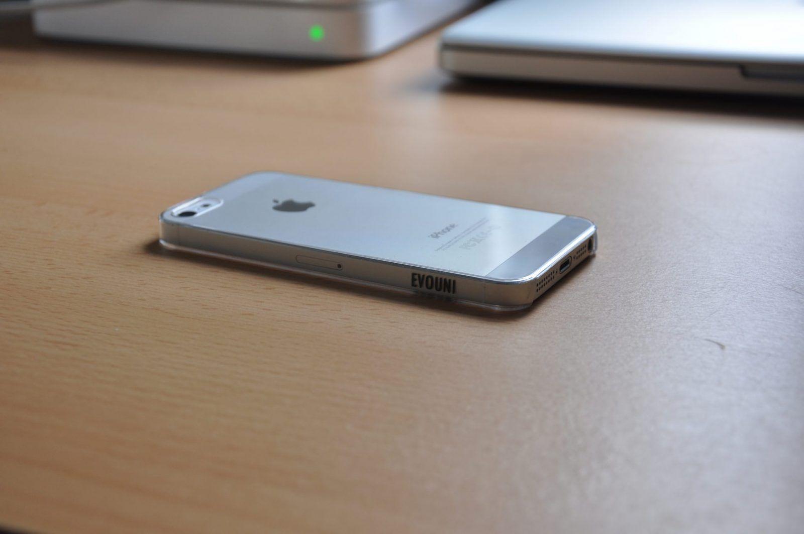 Recenzja EVOUNI Crystal Case Ultrathin S25 – super cienka obudowa dla iPhone'a 5