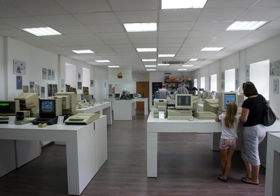 Muzeum techniki Apple w Rosji