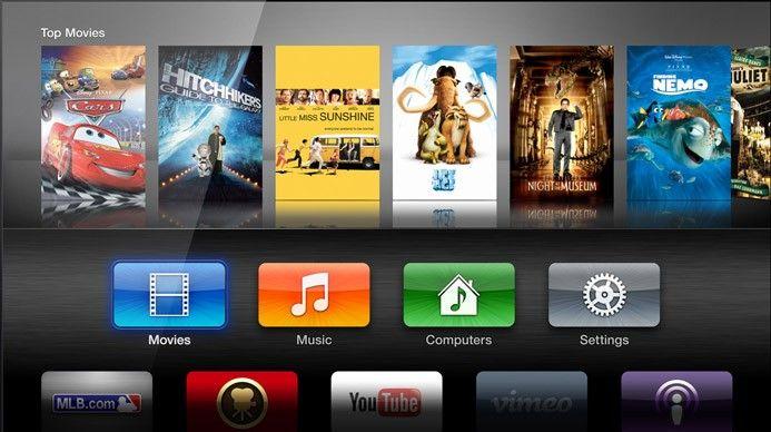 Nowe aplikacje w Apple TV