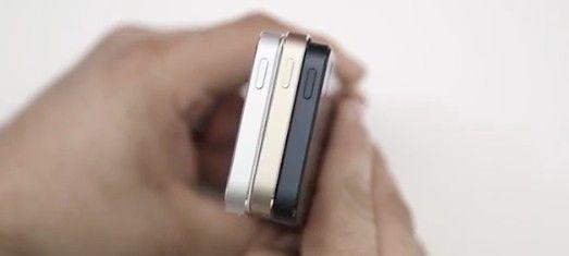 iPhone 5S i 5C na filmie wysokiej jakości