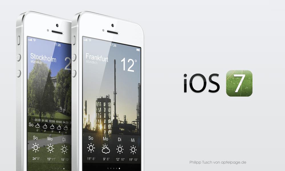 Czyżby iOS 7 już 10 września?