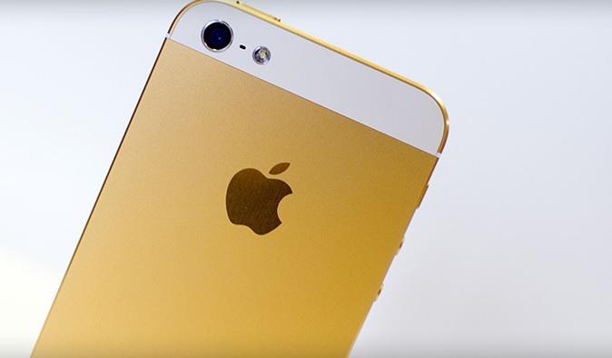 Pokaźna galeria iPhona 5S w sieci