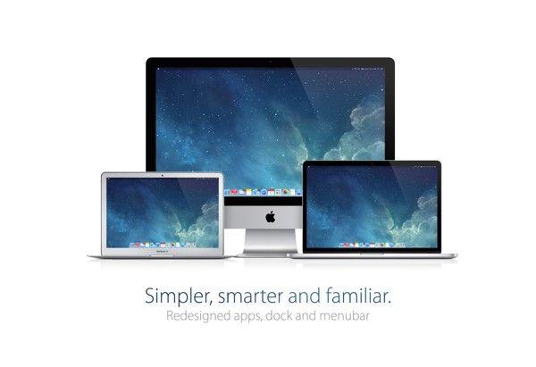 Ciekawy koncept systemu OS X