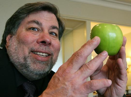 Steve Wozniak w wywiadzie dla agencji Reuters