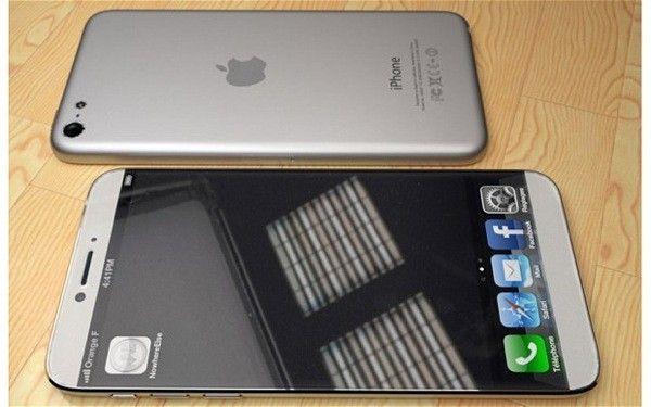 iPhone o przekątnej ekranu nawet 6 cali