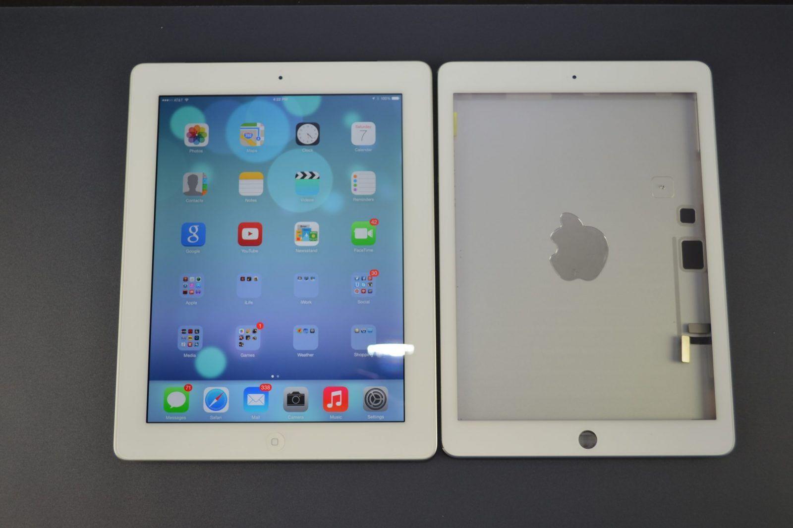 iPad 5 jeszcze cieńszy niż poprzednik