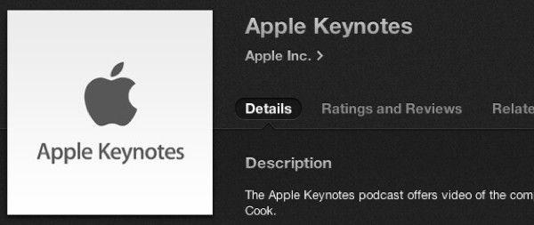 Zapis wideo wtorkowej prezentacji Apple już w sieci