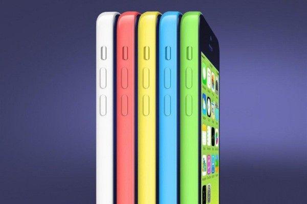 Przedsprzedaż iPhona 5C