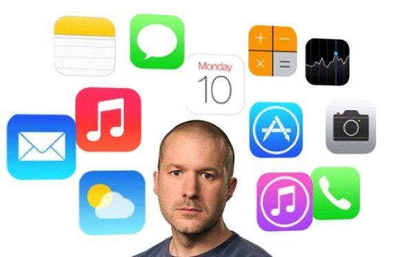 Ciekawa animacja porównująca ikony iOS6 z iOS7