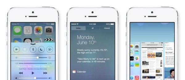 Aktualizacje iOS7 testowane w Cupertino i okolicach