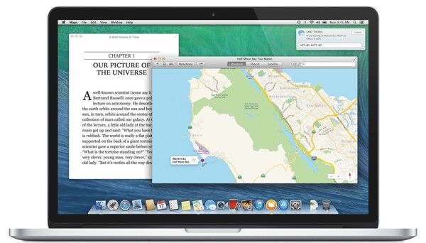 Kolejna beta OS X Mavericks