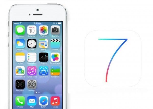 Aktualizacja iOS7 do wersji 7.01 ale nie dla wszystkich