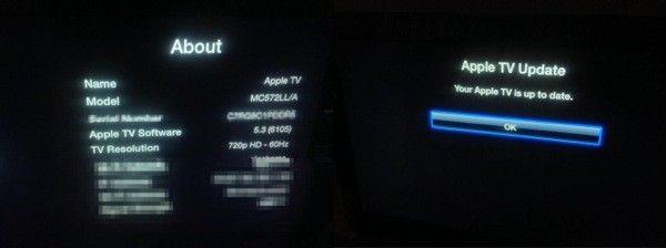 Apple TV 6.0 z problemami