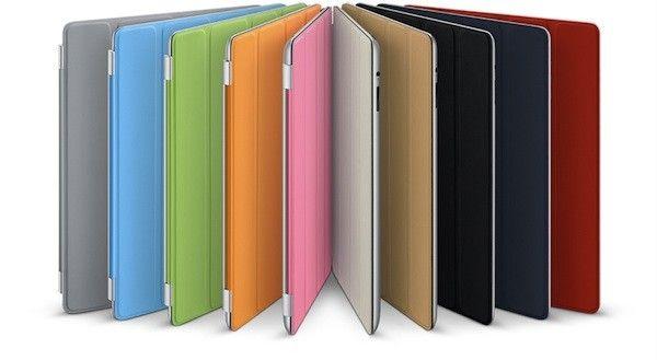 iPada 5 jeszcze nie ma, a Smart Cover i owszem? jest