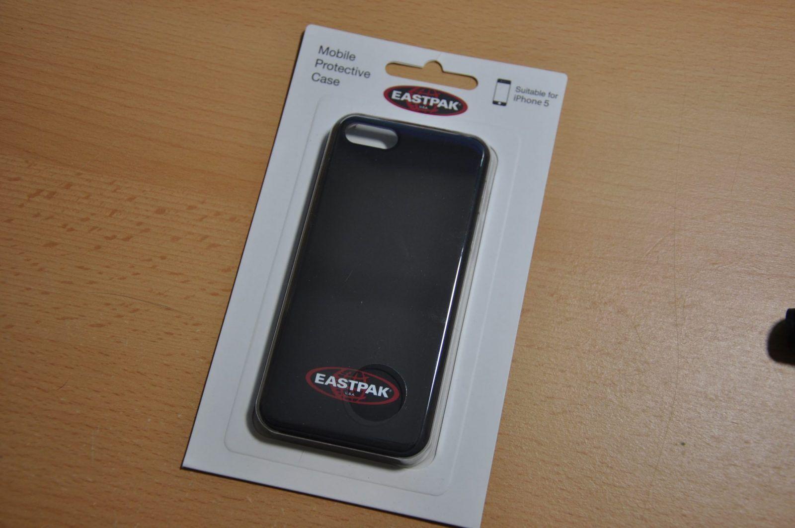 Telecom Lifestyle Fashion stworzyło etui dla iPhone'a z logo EASTPAK. Dostaliśmy jedno do recenzji.