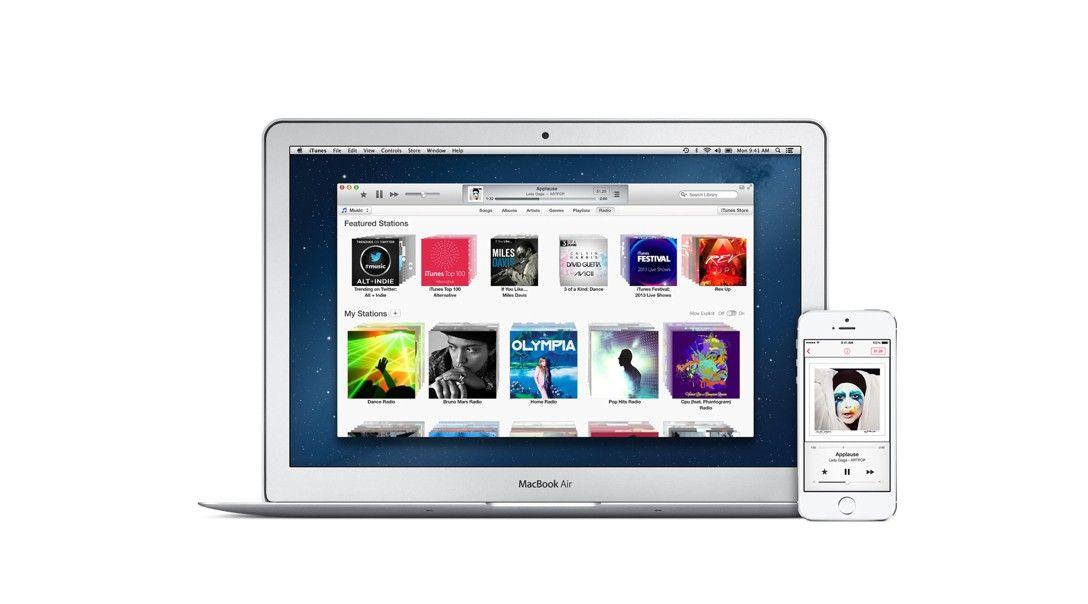 Usługa iTunes Radio niedługo dostępna w Kanadzie?