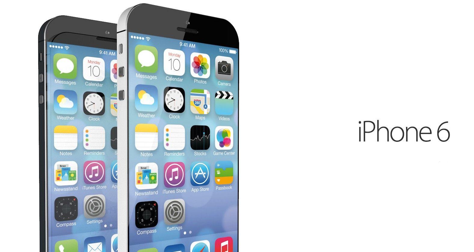 iPhone 6 z większym ekranem