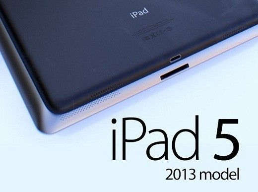 Kolejne zdjęcia iPada 5