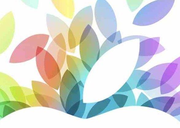Konferencja Apple 22 października oficjalnie