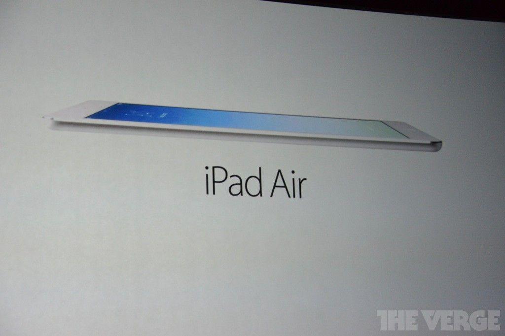 iPad Air i iPad mini tym razem z Retiną