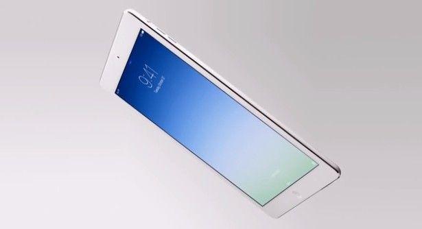 Reklamy iPada Air