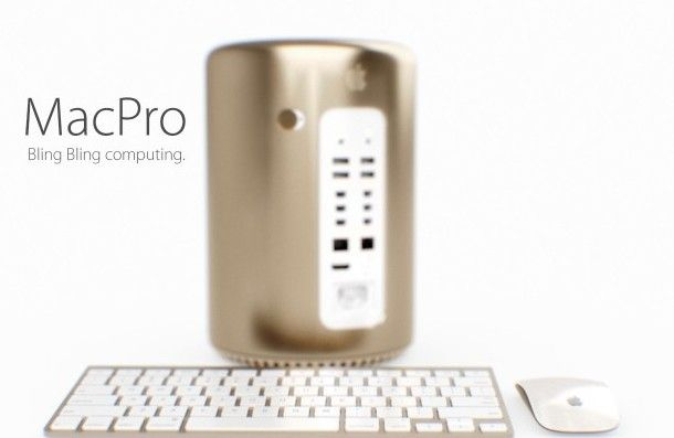 I jeszcze raz Mac Pro