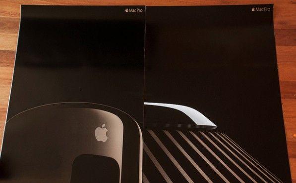 Mac Pro na plakatach