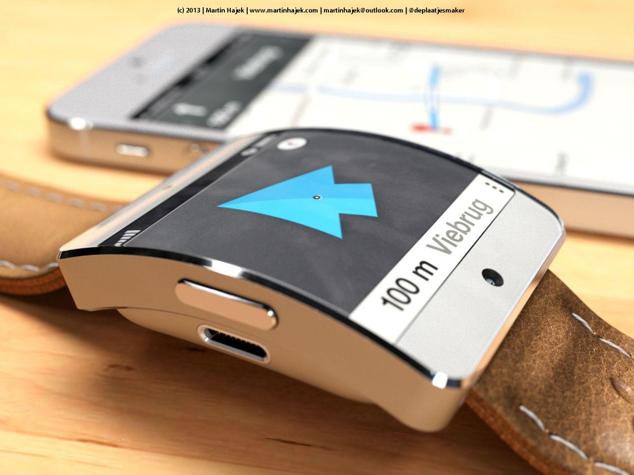iWatch – czy Apple wprowadzi go do oferty?