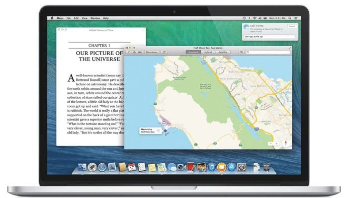 OS X Mavericks w wersji Golden Master