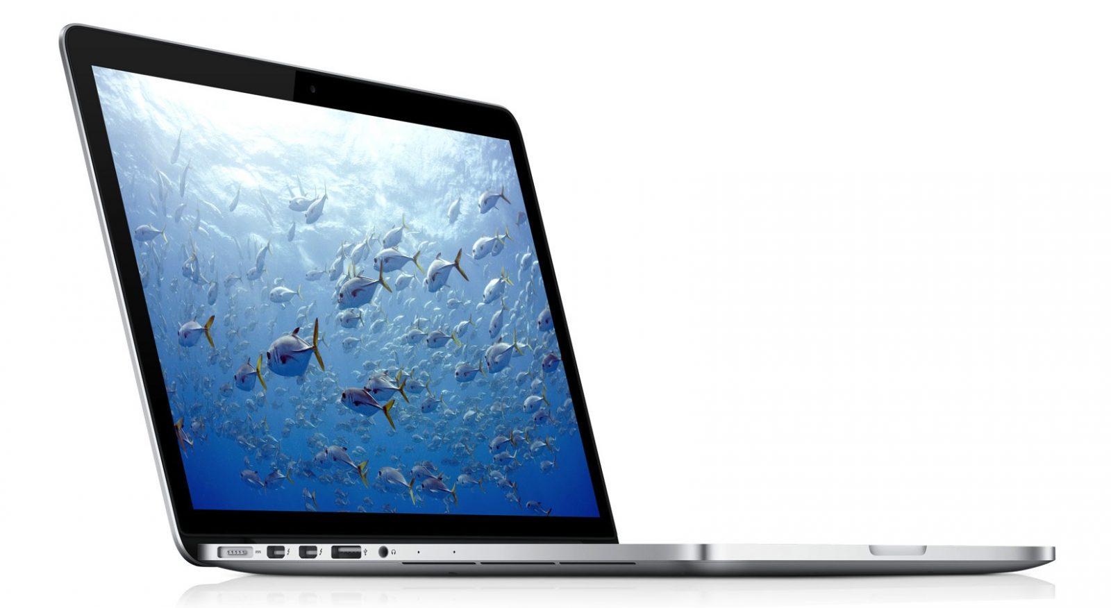 Problem z nowymi Macbookami Pro Retina rozwiązany
