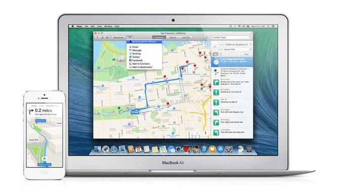 Aplikacja Mapy zyska nowe funkcje