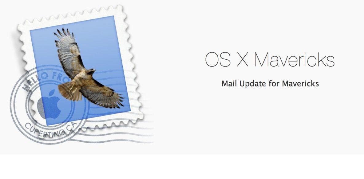 Problemy z aplikacją Mail w OS X Mavericks