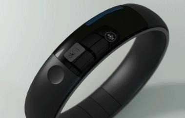 Ciekawy koncept zegarka iWatch