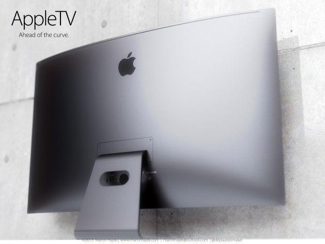 Telewizor Apple na filmie