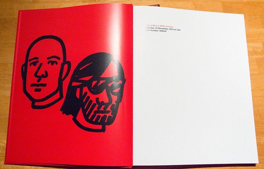 Katalog produktów wystawionych na aukcji RED