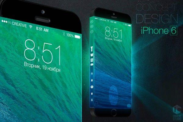 Kolejny koncept iPhone?a 6